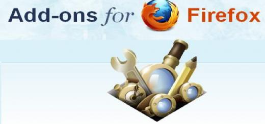 Firefox Componenti Aggiuntivi
