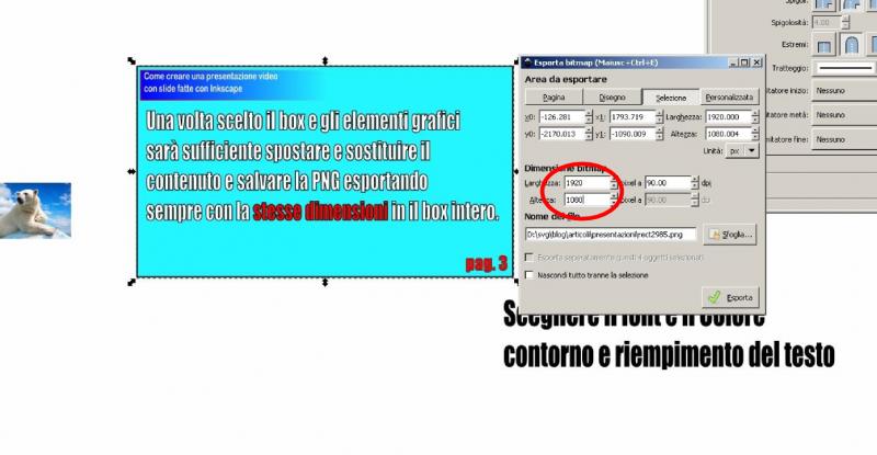 Creare presentazione video