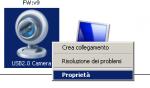 webcam sicura