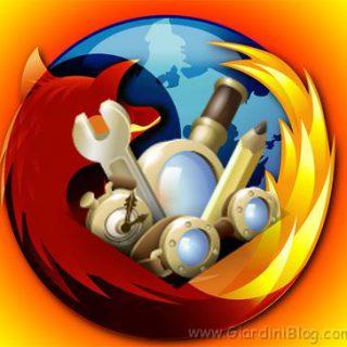 Addons Componenti Aggiuntivi Firefox