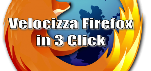 Velocizza Firefox