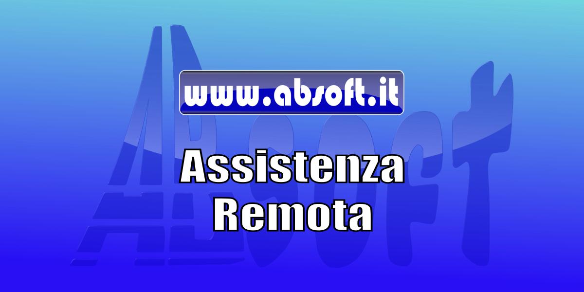 Assistenza Remota – Absoft.it